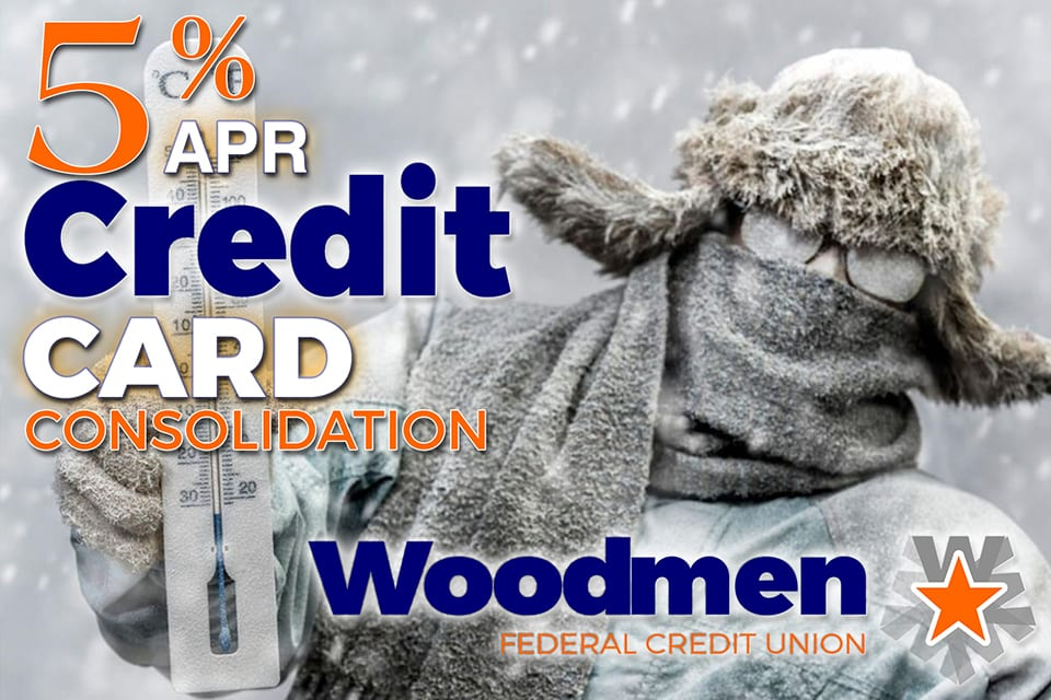 5% APR CREDIT CARD CONSOLIDATION LOANS